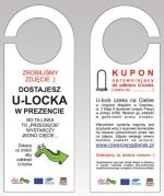 Gdansk: U-lock-contest for bicycle safety locking 2013